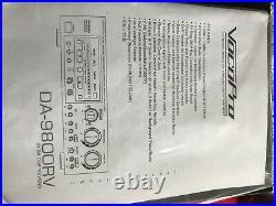VocoPro DA-9800RV 600W Professional Digital Key Control Mixing Amplifier REPAIR