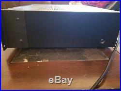 VocoPro DA-9800RV Professional 600W Digital Key Control Mixing Amp. Withremote