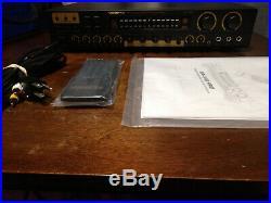 VocoPro DA-X10 Pro Karaoke Mixer, Vocal enhancer, Great Condition, Complete