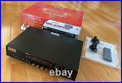 VocoPro DA-X10Pro Karaoke Mixer with Vocal Enhancer