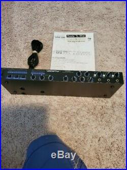 VocoPro DA1000PRO Mic Digital Echo Karaoke Mixer