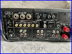 VocoPro DA9800RV 24-BIT DSP Reverb Dual Digital Processor Karaoke Mixing Amp