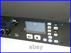 VocoPro DKP-MIX Digital Karaoke Player with Mic Mixer
