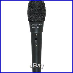 VocoPro DVD-Duet ALL-IN-ONE PORTABLE KARAOKE PA SYSTEM with MICS & CD, CASSETTE