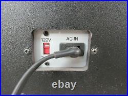 VocoPro DVD-Sound Man VP-488 MultiFormat 4-CH Portable Sound System #3639U