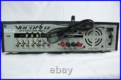 VocoPro Digital Karaoke Amplifier DA-4050FX Used Mint Condition