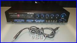 VocoPro Digital Karaoke Mixer DA-2080K looks and works great! Read Listing