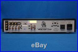 VocoPro Digital Karaoke Mixer with Vocal Enhancer DA-2808VE