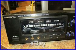 VocoPro Digital Karaoke Mixing Amplifier / Amp Model DA-8900