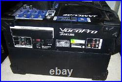 VocoPro Jamcube AS-IS for Parts/ Repair