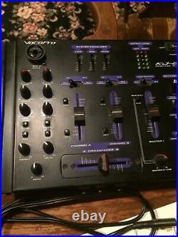 VocoPro KJ-6000 Vocal Removal Karaoke Mixer