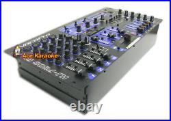 VocoPro KJ-7808 RV Professional Karaoke Mixer with DSP