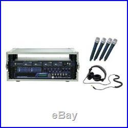 VocoPro Karaoke System, 21.00 x 21.00 x 23.00 (PASSAGE3000)