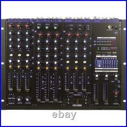 VocoPro Mixer with Digital Key, 7.00 x 23.00 x 17.00 (KJM8000PROPLUS)
