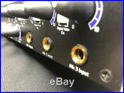 VocoPro Professional Karaoke Mixer DA-1000pro NICE Clean Tested