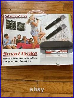 VocoPro Smart Tvoke Karaoke Mixer