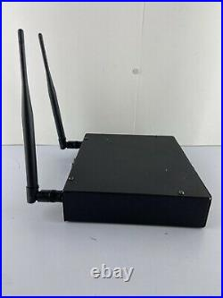 Vocopro Bridge Wireless Karaoke Mixer ONLY Wireless Microphones Are NOT INCLUDED