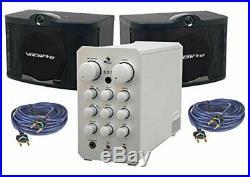 Vocopro CASAMAN400 Digital Karaoke Amplifier Pkg