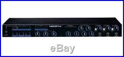 Vocopro DA-1000 Pro Karaoke Mixer with 3x Mic Pre-Amp +EQ