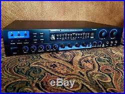 Vocopro DA-2808VE Digital Karaoke Mixer With Voco Enhancer For PART or REPAIR