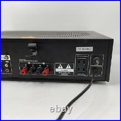 Vocopro DA-3500X Digital Karaoke Amplifier 2 Mics