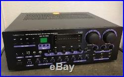 Vocopro DA-8909RV Digital Karaoke Amplifier/Mixer With Vocal Enhancer