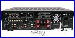 Vocopro DA-9800RV 600 Watt Powered Karaoke Mixer / Amplifier With Vocal Enhancer