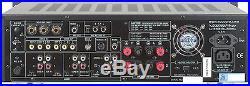 Vocopro DA-9800RV 600W Professional Digital Key Control Mixing Amplifier withDSP