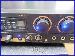 Vocopro DA-X10 PRO Karaoke Mixer vocal key, preamp pre-amp preamplifier DA X10