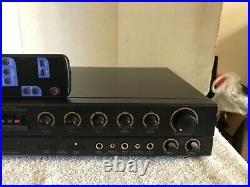 Vocopro DA-X8 PRO Digital Karaoke Mixer With Key Control And Echo and Remote