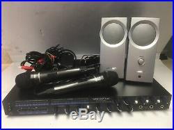 Vocopro DA2200 PRO Karaoke Mixer Voice Enhancer DA-2200 with extras