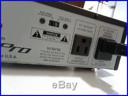 Vocopro DA2808VE Professional Karaoke Mixer With Key Control & Vocal Enhancer