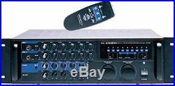 Vocopro DA3700BT 200w Digital Amp With Bluetooth