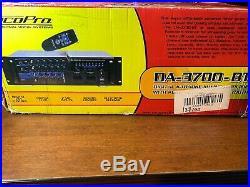 Vocopro DA3700BT 200w Digital Amp With Bluetooth fast free shipping