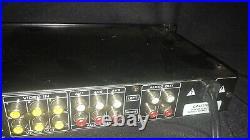 Vocopro DTX-5000G Key Control Changing Digital Rackmount Karaoke Mixer Decoder