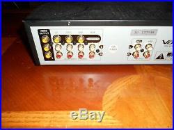 Vocopro Da-3050k Karaoke Mixer Da-x10 Predecessor, 3 MIC 4 Inputs 2 Outputs