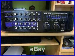 Vocopro Da-3700 BT Karaoke Mixing Amplifier