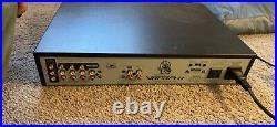 Vocopro Da-x10 Pro Pre-amp Karaoke Mixer Rare Xlr Outputs 13 Step Key Control