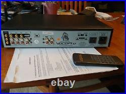 Vocopro Da-x10pro Digital Karaoke Mixer