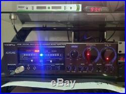 Vocopro Da9800rv Dual Digital Processor Karaoke Mixing Amplifier