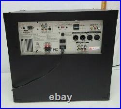 Vocopro Gig Star Multi-Format Karaoke 100W System Needs some repair