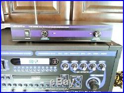 Vocopro Gigstar-Pro-II 100W Professional Karaoke Jam-Along Sys Package