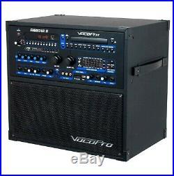 Vocopro © Gigstar Pro II 100W Professional Karaoke Jam-Along System