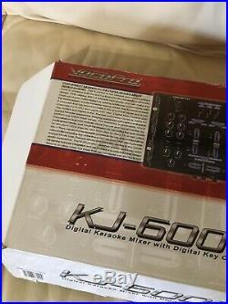 Vocopro KJ-6000 Karaoke Mixer