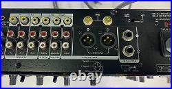 Vocopro KJ-7800Pro Professional Digital Karaoke Mixer With power Cord