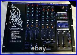 Vocopro KJ-8000PRO Advanced Modular Digital Key Control Mixer new in box