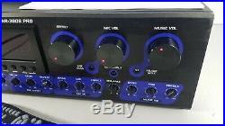 Vocopro KR-3808 300W Digital Karaoke Receiver with Key Control