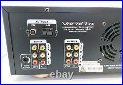 Vocopro KR-3808 PRO 300 Watt Powered Karaoke Mixer / AMP