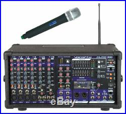 Vocopro PAPRO9001 900w Pro Pa Mixer Withsdr3 1 Mic