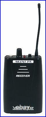 Vocopro SILENTPARX 16ch Uhf Wireless Audio Broadcas